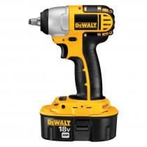 DeWALT® DC823KA Cordless Impact Wrench Kit -  3/8 in Squared Drive -  0 - 2700 bpm -  1500 in-lb Torque -  18 V