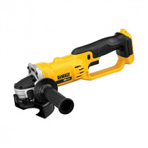 DeWALT® DCG412B Cordless Cut-Off Tool -  4-1/2 in Wheel -  5/8 in -  20 V -  Li-Ion Battery -  Black/Yellow (Bare Tool)