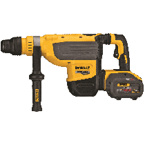 DeWALT® FLEXVOLT® 60V MAX* 1-7/8 IN. SDS MAX Rotary Hammer Kit
