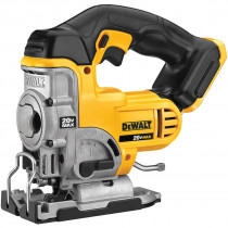 DeWALT® DCS331B Cordless Jig Saw -  1-1/2 in Cutting -  45 deg Bevel -  20 V -  Li-Ion Battery (Bare Tool)
