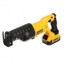 DeWALT® DCS380M1 Cordless Reciprocating Saw Kit -  1-1/8 in -  0 - 3000 spm -  Flush -  20 V