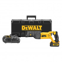 DeWALT® DCS380P1 Cordless Reciprocating Saw Kit -  1/2 in Blade -  1-1/8 in -  0 - 3000 spm -  Orbital -  20 V