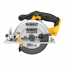 DeWALT® DCS391B Cordless Circular Saw -  6-1/2 in Dia Blade -  5/8 in -  20 V -  Li-Ion Battery (Bare Tool)