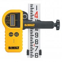 DeWALT® DW0772 Digital Laser Detector With Clamp -  Xenoy -  Yellow/Black