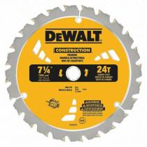 DeWalt® (DW3578B10) Small Diameter Construction Circular Saw Blade