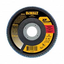 """DeWALT® DW8254 - XP High Density Flap Discs - 4-1/2"""" x 5/8""""-11"""