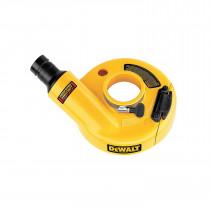 DeWALT® DWE46170 Dust Shroud -  7 in Dia Wheel -  For Use With Any DeWALT® Grinder -  Yellow