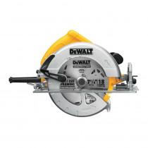 DeWALT® DWE575 Light Weight Circular Saw -  7-1/4 in Dia Blade -  5/8 in -  2-9/16 in D Cutting -  Plastic/Metal Housing (Bare Tool)