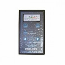 Delmhorst® TECHSCAN Pinless Moisture Meter -  5% - 30% Wood Scale Moisture Content -  Analog Display