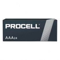 Duracell Procell® (PC2400BKD) AAA Alkaline Battery, 1.5VDC, 24pk