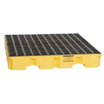 Eagle Manufacturing (1645) Low Profile Spill Containment Pallet w/Drain