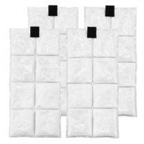 Chill-Its® 6250 Phase Change Cooling Vest Packs - Set of 4
