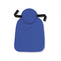 Chill-Its® 6717 Evaporative Cooling Hard Hat Pad w/Neck Shade
