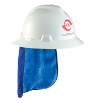 Chill-Its®6717CT Evaporative Cooling Hard Hat Neck Shade w/ Cooling Towel