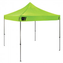 SHAX® 6000 Heavy Duty Commercial Pop-Up Tent, 10ft x 10ft, 20/Pallet