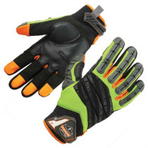 ProFlex® 924 Hybrid Dorsal Impact-Reducing Gloves, MD