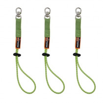 Squids® 3713 Elastic Loop Tool Tails™ Swivel - 10lbs (3-Pack)