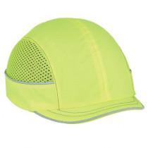 Skullerz® 8950 Bump Cap, Lime, Micro Brim