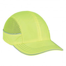 Skullerz® 8950 Bump Cap, Lime, Long Brim