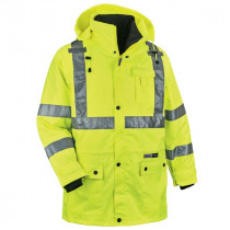 GloWear® 8385 4-in-1 High Visibility Jacket, Type R, Class 3