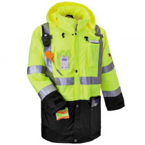 GloWear® 8386 High Visibility Jacket, Class 3, Outer Shell