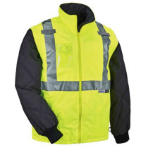 GloWear® 8287 Thermal High Visibility Jacket, Class 2, Removable Sleeves
