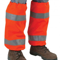 GloWear® 8008 Class E Hi-Vis Leg Gaiters, Orange