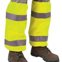 GloWear® 8008 Class E Hi-Vis Leg Gaiters, Lime
