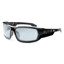 Skullerz® Odin Safety Glasses/Sunglasses, Black Frame, I/O Lens Color