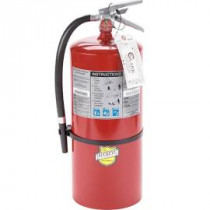 Buckeye (12120) 20 lb ABC Dry Chemical Fire Extinguisher w/Inspection by Abatix