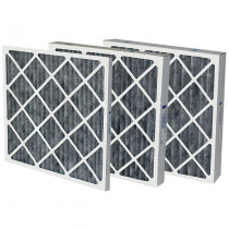 Carbon Air Filter, Pleated, 16 x 20 x 1