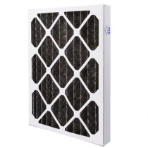 "Carbon Air Filter, Pleated, 24""x24""x1"""