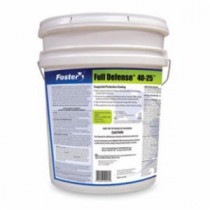 Foster® FOS4025 Fungicidal Protective Coating -  5 gal -  Liquid -  White -  300 sq-ft/gal