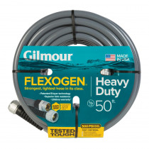 """Gilmour Commerical Water Hose, 5/8"""" x 50'"""