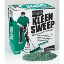 Kleen Sweep™ (1815) Sweeping Compound, 50lb Box