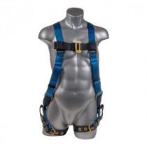 Palmer Safety Harness, 5pt Adjustment, Back D-Ring, Size 2XL