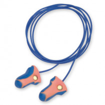 Honeywell Safety Howard Leight by Honeywell Laser Trak safety earplugs offer high visual and metal detectability in a Single-Use earplug.