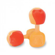 Honeywell Safety Howard Leight by Honeywell TrustFit™ Pod Uncorded Ear Plug, Universal, 28 dB Noise Reduction, Pod, Orange