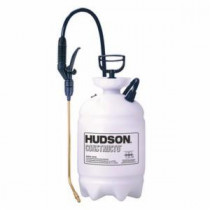 Hudson® Constructo® Sprayer -  3 gal -  50 psi -  42 in Hose Length -  Galvanized Steel Tank
