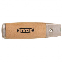 Hyde® 63080 Mill Blade Handle -  4-1/2 in L -  Hardwood
