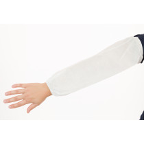 "International Enviroguard Body Filter 95+® CE Clean Processed 18"" Sleeves, Tunnelized Wrists, Bulk Packed"