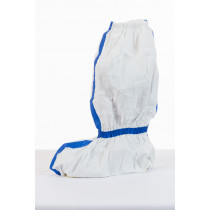 International Enviroguard ViroGuard® 1 White Viroguard Boot Covers, Taped Seam