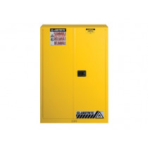 Justrite Mfg 45 gal Safety Cabinet - 65x43x18