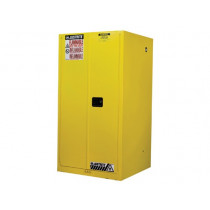 Justrite Mfg - 60 gal Safety Cabinet - 65x34x34