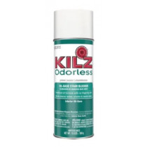 Masterchem 104444 Kilz Odorless Interior Primer Spray