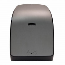Kimberly Clark* 35612 Manual Hard Roll Towel Dispenser -  9.18 in OAL x 12.66 in OAW x 16.44 in OAH -  Wall Mount