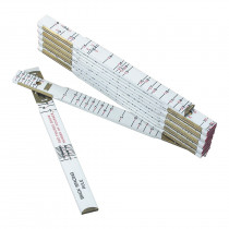 Kraft Tool 6' Lufkin® Wood Spacing Folding Rule