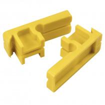 Kraft Tool Tenite Line Blocks, Pair