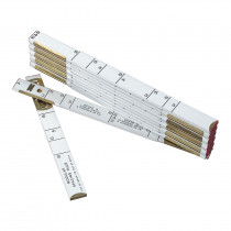 Kraft Tool 6' Lufkin® Wood Modular Folding Rule