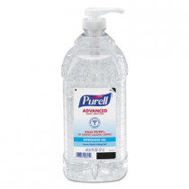 Purell 2 Liter Pump Bottle 4/Case